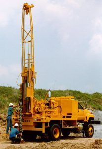 Pic #8 Drill Rig